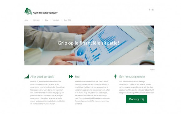 Marketingtraject AAA Administratiekantoor