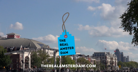Concept en video voor The Real Amsterdam